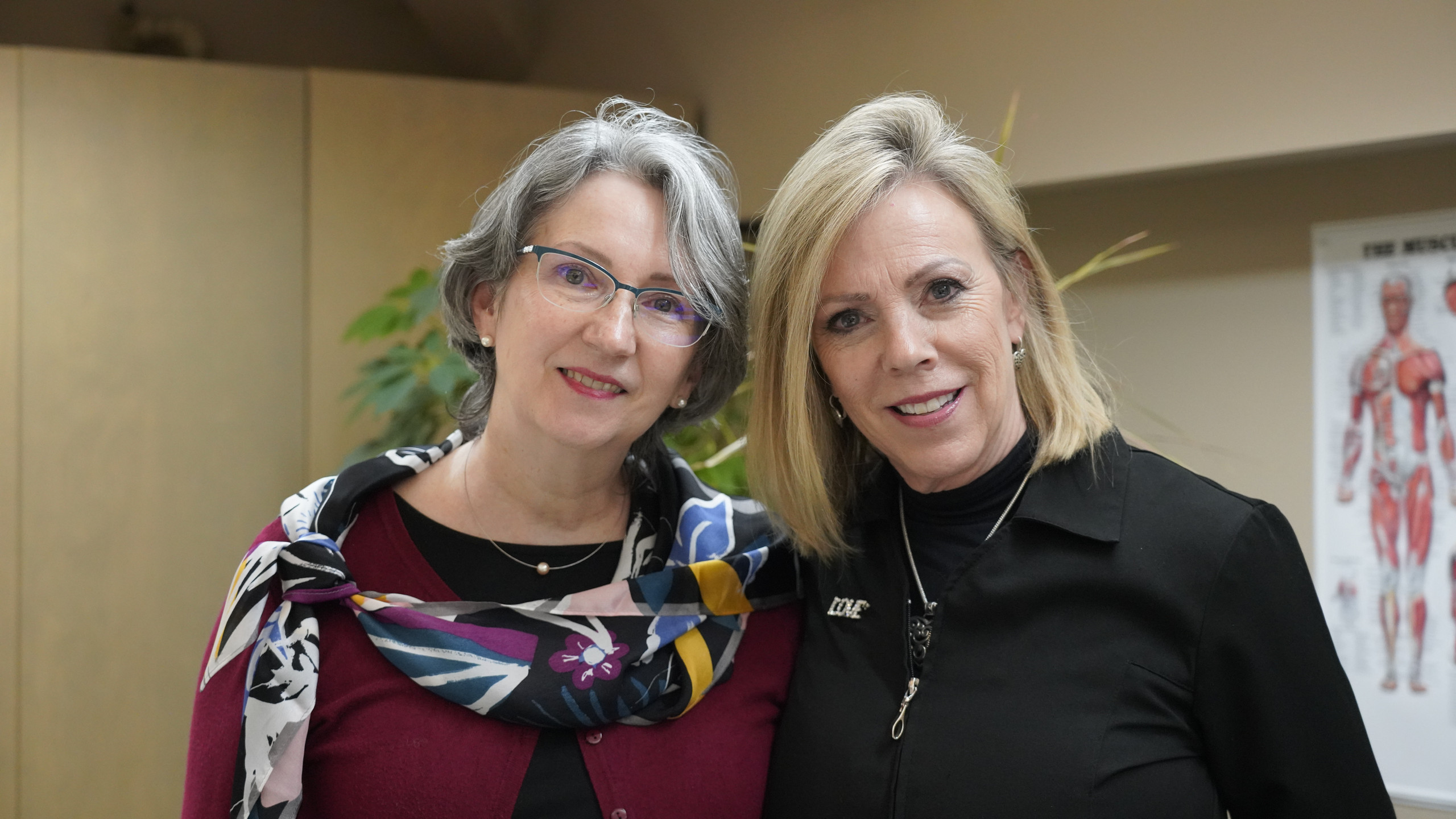 Becky & Kathy 1