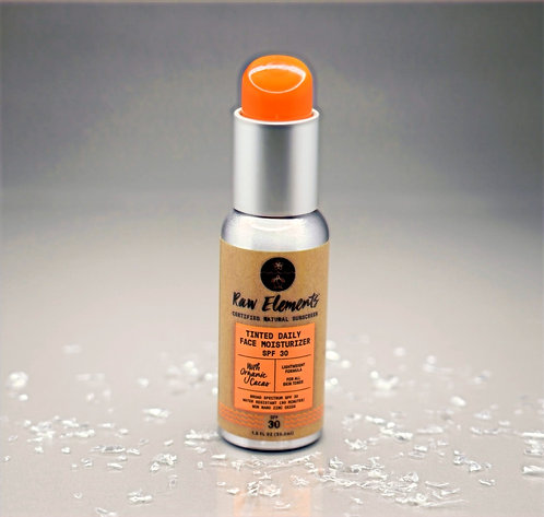 Raw Elements Tinted SPF 30 Pump