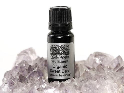 Sweet Basil Oil