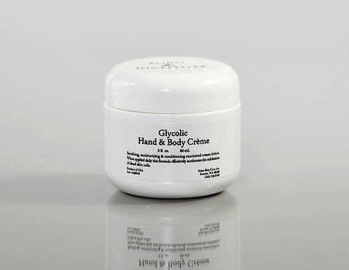 Glycolic Hand & Body Cream