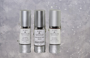 A, C & Hyaluronic Together?  Absolutely!