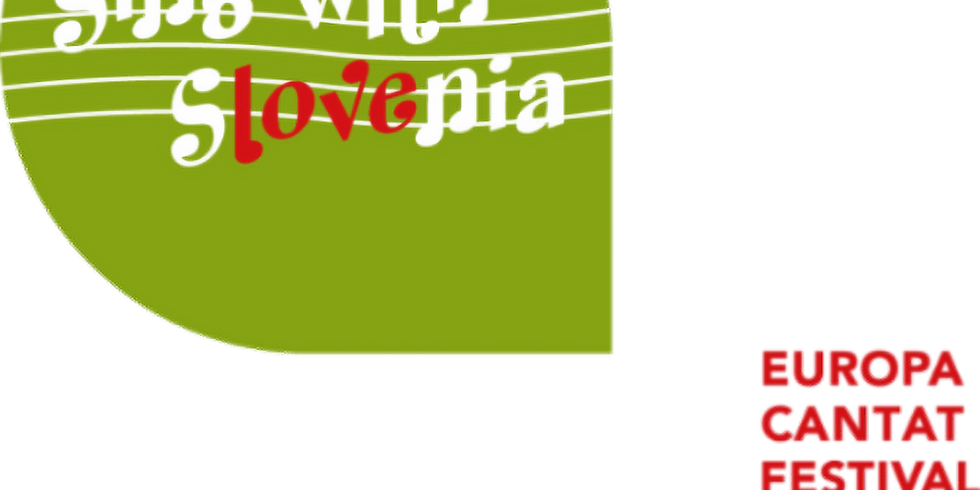 Europa Cantat 2021, Ljubljana, Slovénie