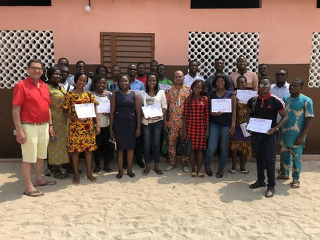 Programme CWB : ACJI connecte le Bénin