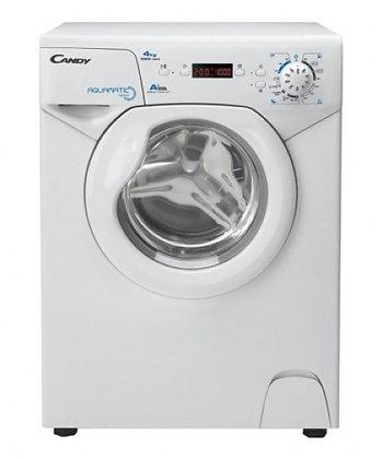 CANDY 1000 SPIN 4KG COMPACT WHITE WASHING MACHINE Product Code AQUA1042D/1-80