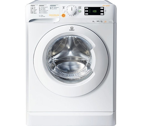 INDESIT XWDE 751480X W Washer Dryer