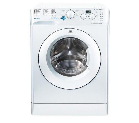 INDESIT Innex BWSD 71252 W Washing Machine