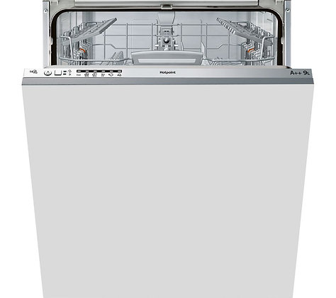 HOTPOINT LTB 6M126 Full-size Integrated Dishwasher