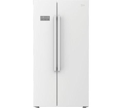 BEKO ASL141W American-Style Fridge Freezer