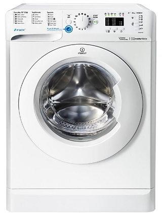 INDESIT WHITE 1400 SPIN 8KG WASHING MACHINE
