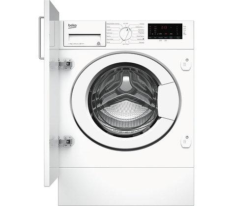 BEKO Pro WIX845400 8 kg 1400 Spin Integrated Washing Machine