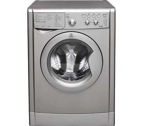 INDESIT Ecotime IWDC 6125S Washer Dryer