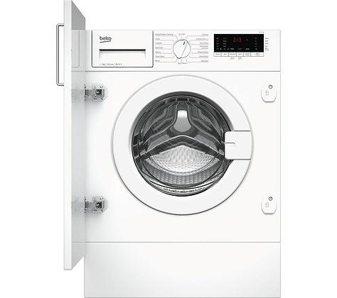 BEKO WIY72545 Integrated 7 kg 1200 Spin Washing Machine