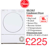 Hoover HLC8LE