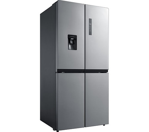 KENWOOD K4D496X18 Fridge Freezer - Inox