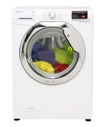 HOOVER 8KG 1400 SPIN WASHING MACHINE