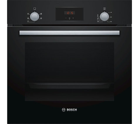 BOSCH Serie 2 HHF113BA0B Electric Oven - Black