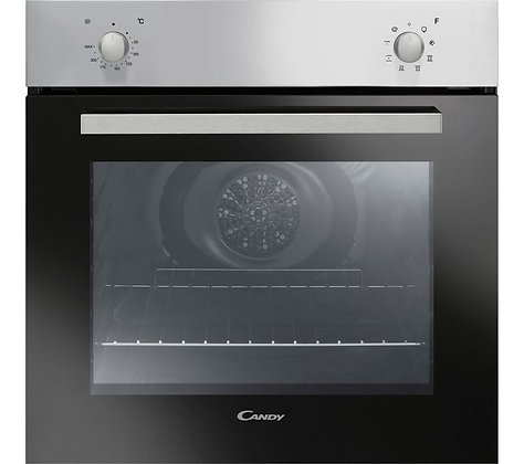 CANDY FCP600X/E Electric Oven - Stainless Steel