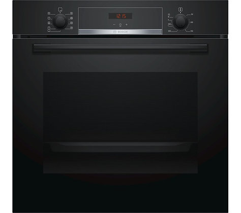 BOSCH Serie 4 HBS534BB0B Electric Oven - Black
