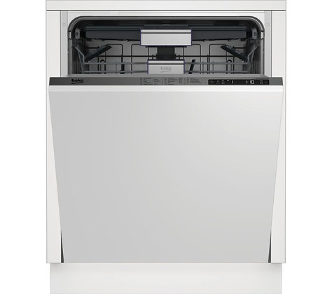 BEKO DIN29X20 Full-size Integrated Dishwasher
