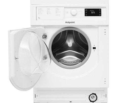 HOTPOINT BI WMHG 71484 UK Integrated 7 kg 1400 Spin Washing Machine