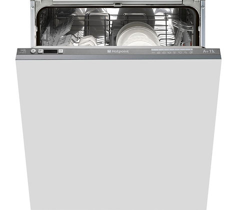 HOTPOINT LTF 8B019 Full-size Integrated Dishwasher