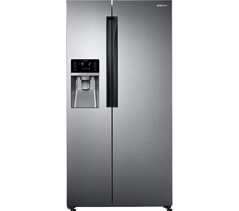 SAMSUNG RS58K6487SL American-Style Fridge Freezer - Stainless Steel