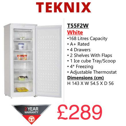 TEKNIX T55F2W