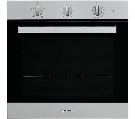 INDESIT Aria IFW 6330 IX Electric Oven - Stainless Steel