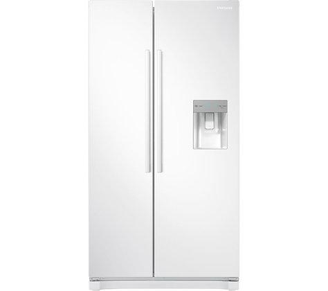 SAMSUNG RS3000 RS52N3313WW/EU American-Style Fridge Freezer