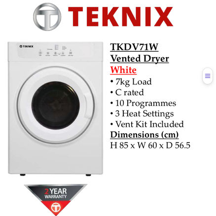Teknix Tkdv71w