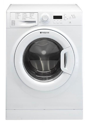 HOTPOINT 1400 SPIN 8KG POLAR WHITE WASHING MACHINE Product Code WMBF844PUK