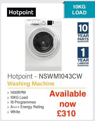 Hotpoint £310