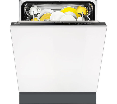 ZANUSSI ZDT21003FA Full-size Integrated Dishwasher