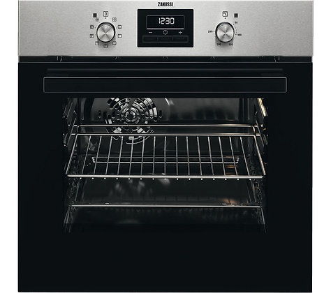 ZANUSSI ZOA35471XK Electric Oven - Stainless Steel