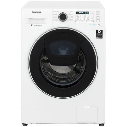 SAMSUNG 1400 SPIN 8KG WHITE ADDWASH WASHING MACHINE Product Code WW80K5413UW