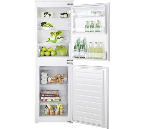 HOTPOINT Aquarius HMCB5050AA Integrated 50/50 Fridge Freezer