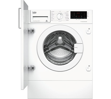 BEKO Pro WIX765450 Integrated 7 kg 1600 Spin Washing Machine