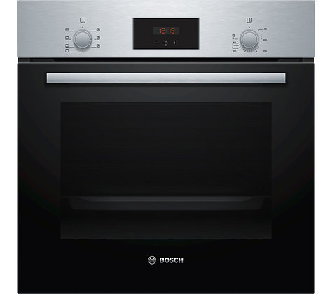 BOSCH Serie 2 HBF113BR0B Electric Oven – Stainless Steel