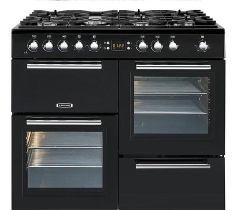 LEISURE A La Carte 100 AL100F230K Dual Fuel Range Cooker