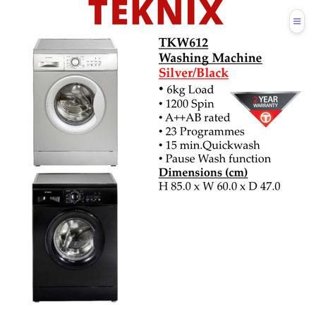 Teknix TKW612