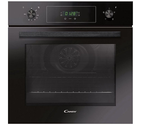 CANDY FCT405N Electric Oven – Black