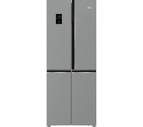 BEKO Pro GNE480E20FX Fridge Freezer - Stainless Steel Share Share this item Face
