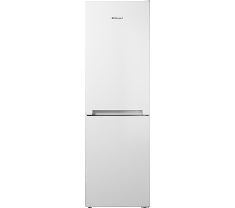 HOTPOINT LC85F1W Fridge Freezer - White