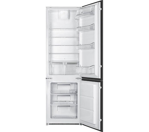 SMEG UKC7280FP Integrated 70/30 Fridge Freezer