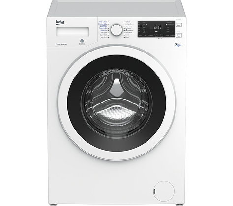 BEKO WDJ7523023W Washer Dryer