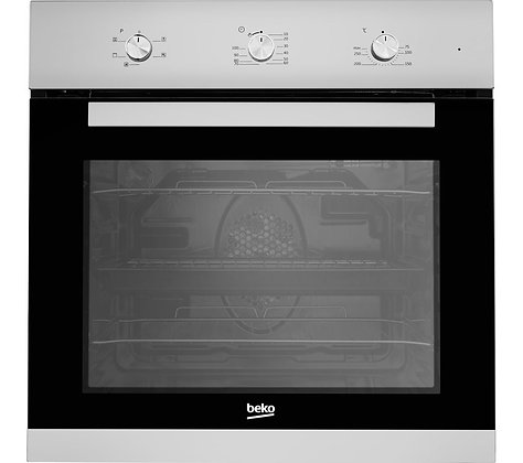 BEKO BXIF22100S Electric Oven - Silver