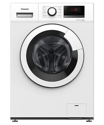HISENSE 1400 SPIN 9KG WHITE WASHING MACHINE Product Code WFHV9014