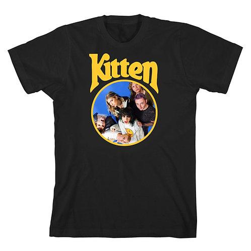 """Kitten """"CIRCLE"""" T-Shirt"""