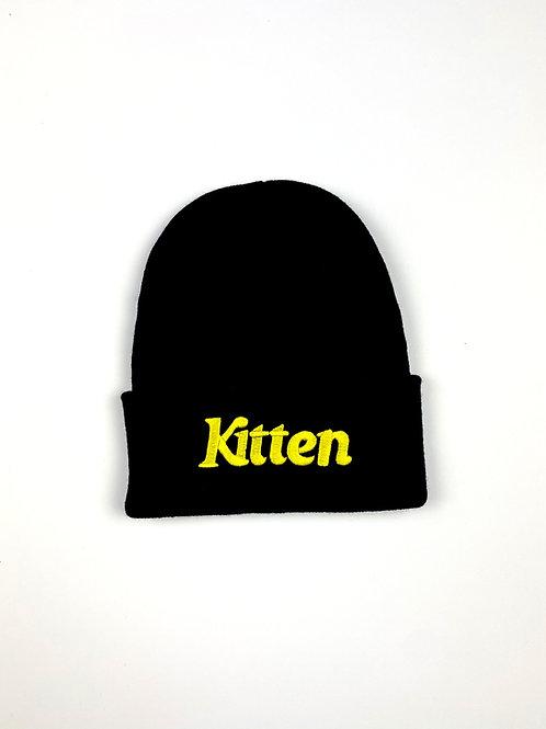 Kitten Beanie