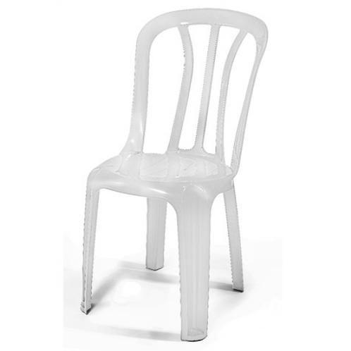 כסא כתר לבן דגם קלאב